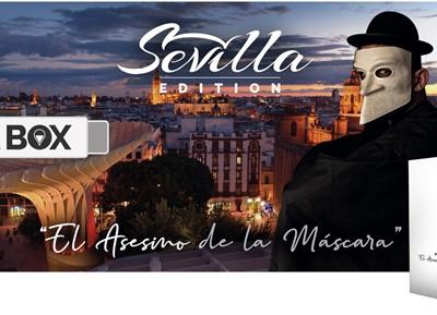 El asesino de la Máscara: Sevilla Edition