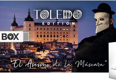 El asesino de la Máscara: Toledo Edition