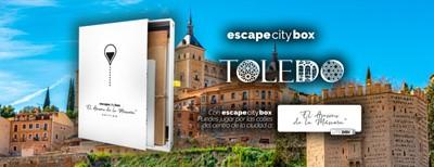Escape City Box Toledo
