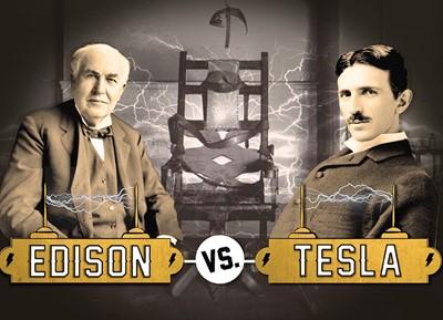 Edison v.s. Tesla