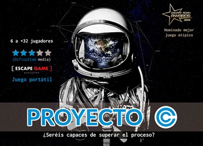 Proyecto C [HALL ESCAPE]