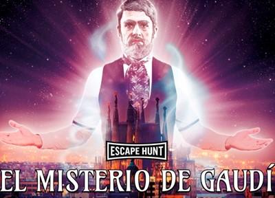 El Misterio de Gaudí [Modo Competición]