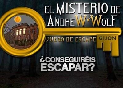 El Misterio de Andrew Wolf