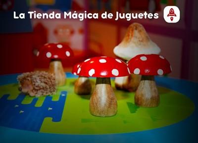 La Tienda Mágica De Juguetes