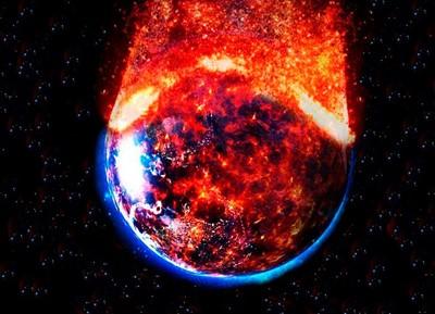 Escapa de la Tierra
