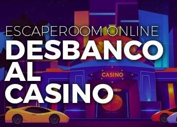 Desbanco al casino