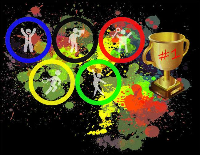 Juegos Questlimpicos (Modo Competición)