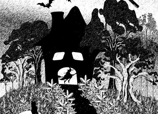 El Bosque de las Almas