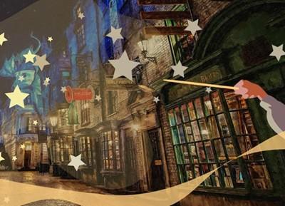 La Calle de la Magia