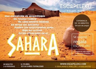 Sáhara [INFANTIL]