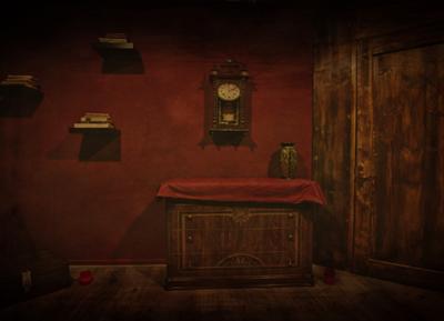 La habitación de Drácula