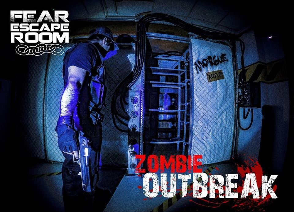 Zombie Outbreak [Modo Terror]