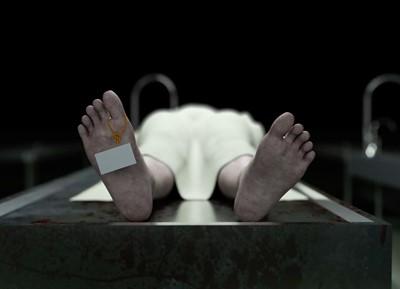 La Autopsia
