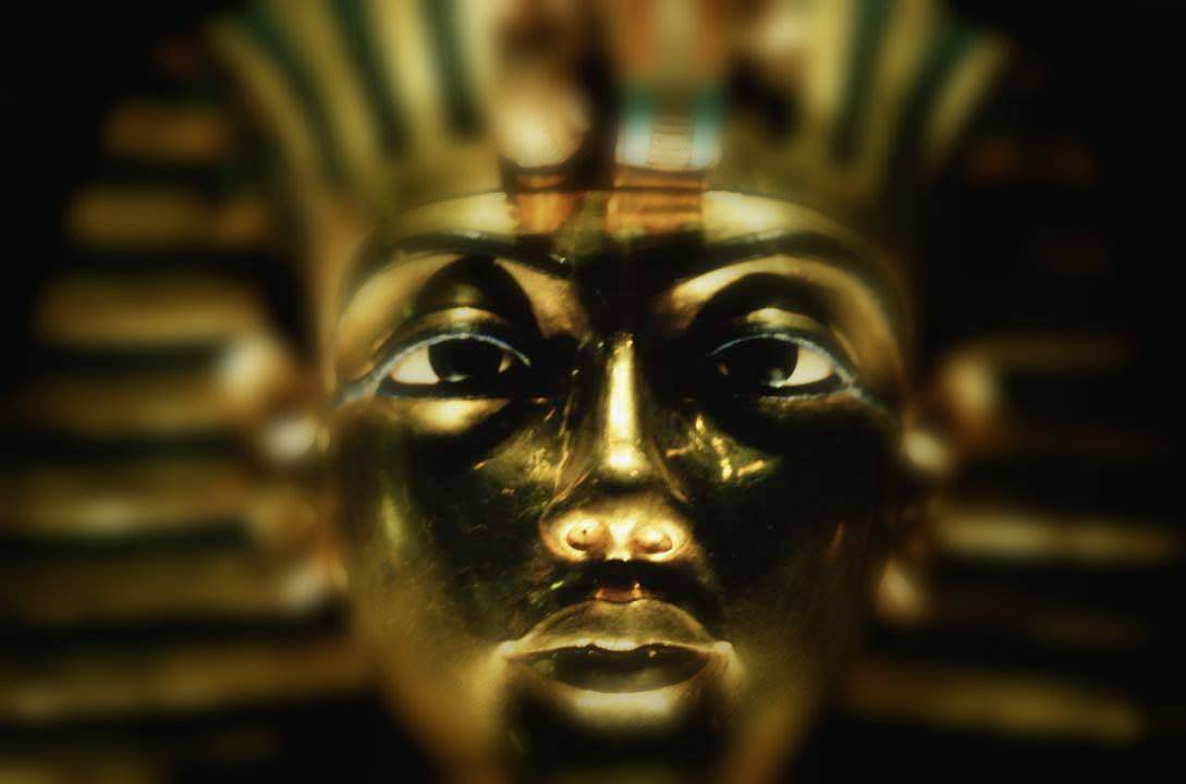 Tomb Pharaoh Room