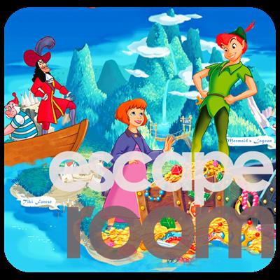 El tesoro de Peter Pan