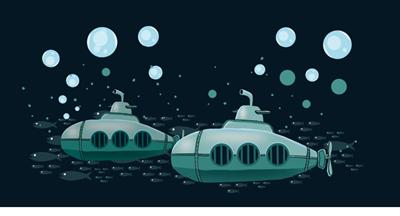 Submarino (Modo Competición)