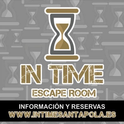 In Time Escape Room