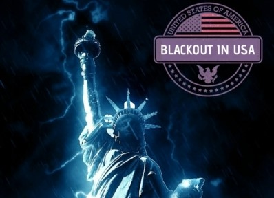 Blackout in USA