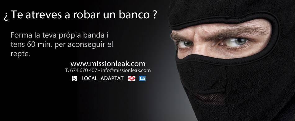 Robar un banco