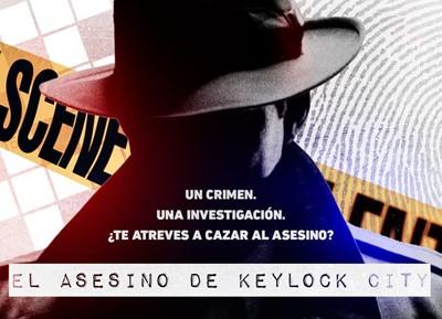 El Asesino de Keylock City [Hall Escape]