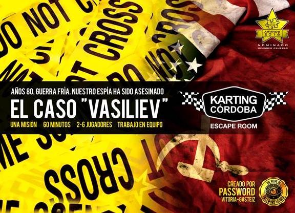 El caso Vasiliev