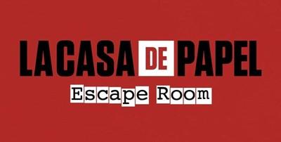 La Casa de Papel Escape Room Barcelona