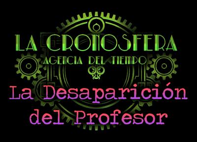 Escape Room 'La Desaparición del Profesor' de La Cronosfera Agencia del Tiempo en Madrid - Escapistas.CLUB