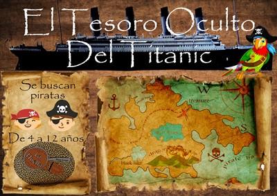 El tesoro oculto del Titanic