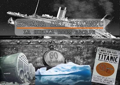 Escapa del Titanic