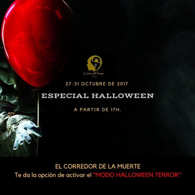 Prisión de terror - Halloween