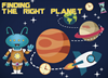 Finding the right planet