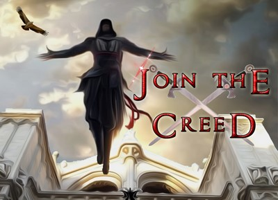 Join the Creed