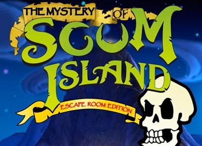 The mystery of Scum Island