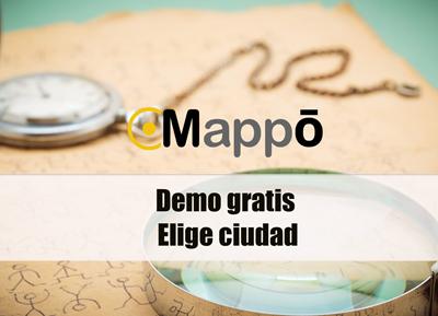 Mappo gratis Valladolid