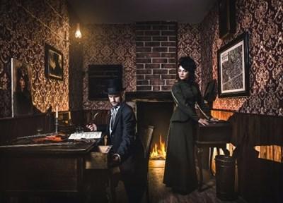 Escape Room Sherlock Holmes Contra El Diablo Londinense