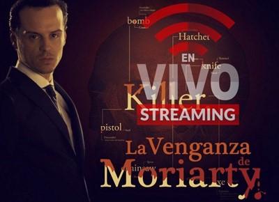 La venganza de Moriarty - In Streaming