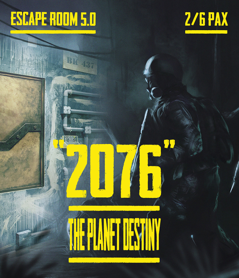 2076: The Planet Destiny