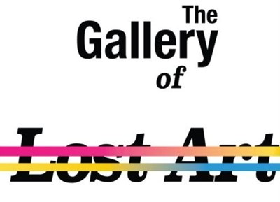 The Gallery of Lost Art