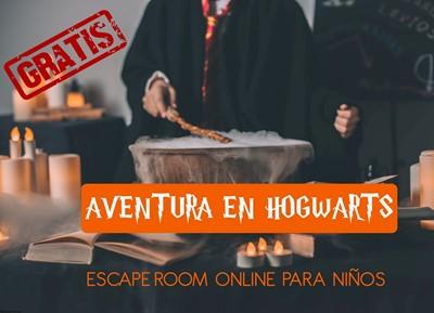 La aventura en Hogwarts [Online]