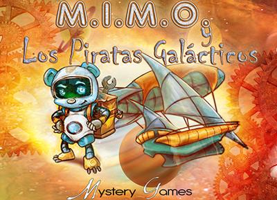 MIMO y Los Piratas Galácticos