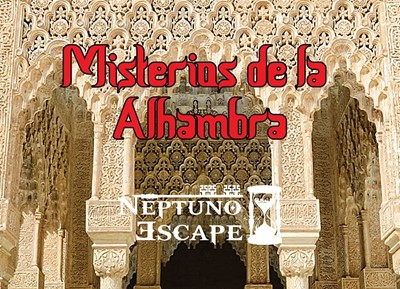 Misterios de la Alhambra [Mini Exploradores]