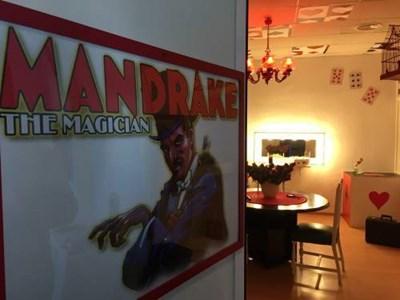 El Enigmático mago Mandrake