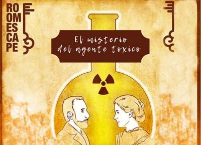 El Misterio del agente tóxico [A DOMICILIO]