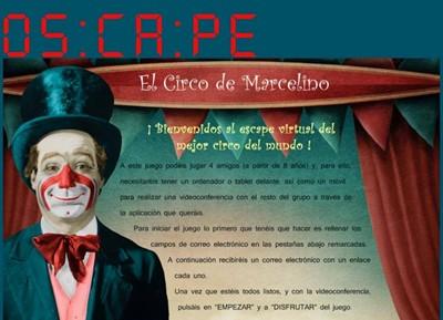 El Circo de Marcelino [Escape Online]