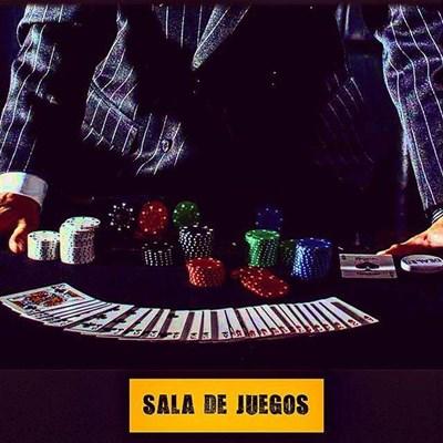 Mafia - Salón de juegos