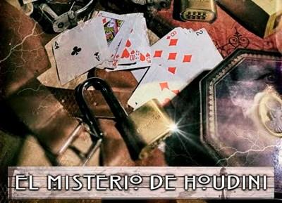 El Misterio de Houdini
