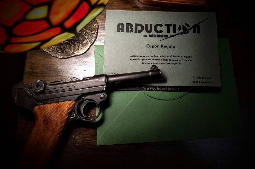 Abduction: La caída del régimen
