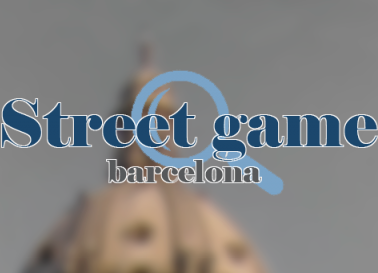 Street Game Barcelona