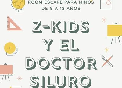 Z-Kids contra el Dr. Siluro