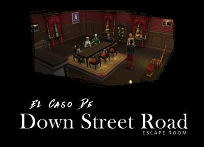 El Caso de Down Street Road